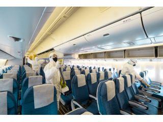 Toma nota de los protocolos algunas de las aerolíneas del país