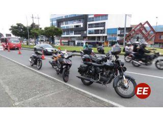 Autoridades de Dosquebradas garantizan seguridad vial durante el paso del Clásico RCN