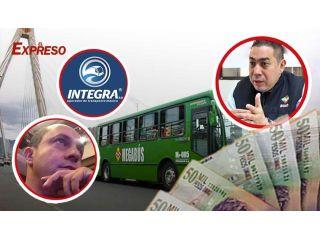 Con Megabús perdemos los ciudadanos, gana Integra 12.000 millones y Omar Alonso sale libre