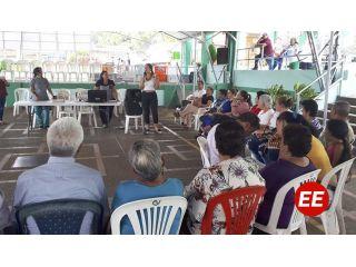 Elegidos representantes del Comité Municipal del adulto mayor en Dosquebradas