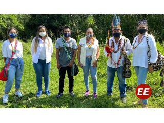 Alcaldía Pereira establece lazos socioculturares con la comunidad Emberá Chamí