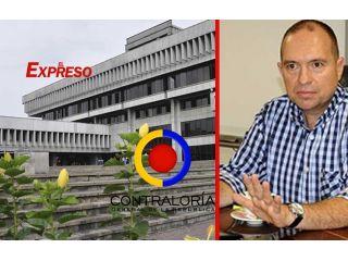 A Luis Eduardo Ortiz le hallan graves irregularidades en contratos