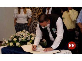 Procurador Nacional Ambiental exalta el compromiso del nuevo director de la CARDER