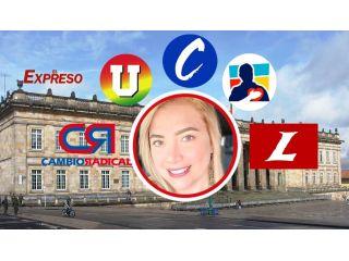 Carolina Bustamante sí irá a la Cámara de Representantes pero aún no decide por cual partido