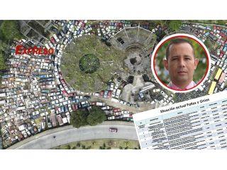 Sergio Trejos no renueva contrato eterno de patios y grúas en Tránsito