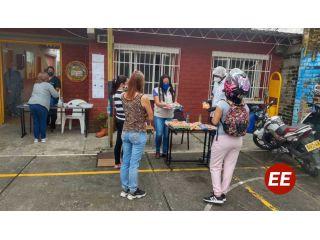 Inicia el segundo ciclo de entregas del programa de alimentación escolar PAE en Pereira