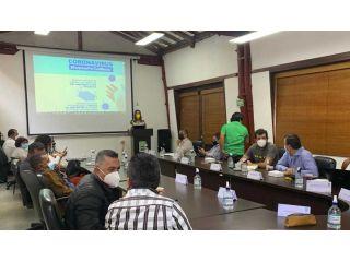 Consejo Directivo de la CARDER aprobó el informe de gestión del primer semestre de 2021