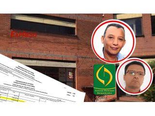 Juez ordena a concejales Miguel Rave y César Zapata contestar una petición