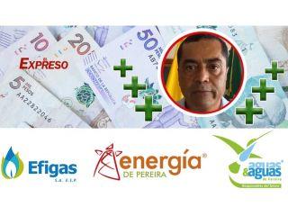 ¿En Pereira pagamos los servicios públicos más caros del país?