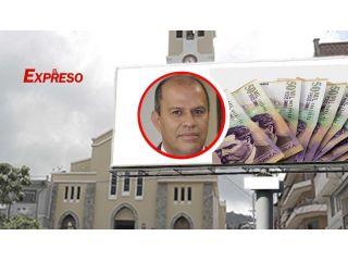 Alcalde de Belén de Umbría gastó $61 millones en autopromoción