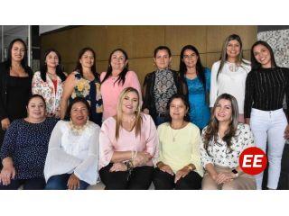 Creada la primera Escuela de Formación para la Gestión Social, dirigida a las primeras damas de Risaralda