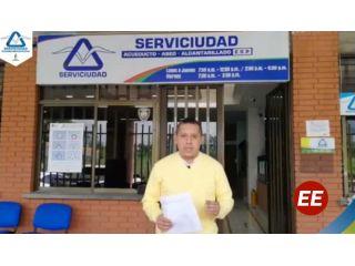 Primer informativo Serviciudad, Empresa de Todos