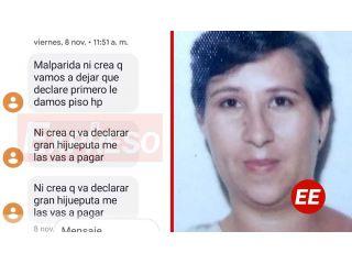 Otra líder amenazada de muerte en el municipio de Apía