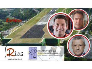 ¿Qué ocultan con el estudio 2Ríos y un contrato por $3.884 millones en el Aeromatecaña?