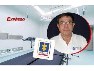 Fiscalía imputa cargos a Javier Locano Botero por operar con títulos falsos