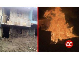 La Diger ha brindado oportuna atención a Incendios, deslizamientos e inundaciones