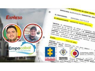 Rodrigo Toro lo negó, pero sí apoya otra empresa para venta de agua que afecta a los santarrosanos