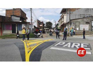 Aprobados 6 Planes de Tránsito para mejorar el tráfico en Dosquebradas