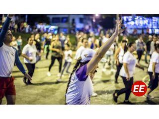 Regresa la Vía Activa nocturna a la ciudad de Pereira
