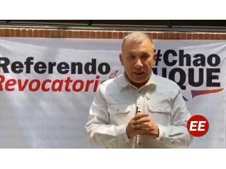 Instalarán Comité Departamental virtual para recolectar firmas a favor de la revocatoria de Iván Duque