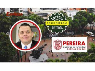 ¿Para Dosquebradas si autorizan los alivios tributarios que a Pereira le niegan? Federico Cano esperamos respuestas