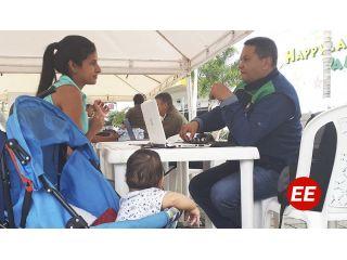 Población migrante fue atendida en jornada de servicio descentralizado en Dosquebradas
