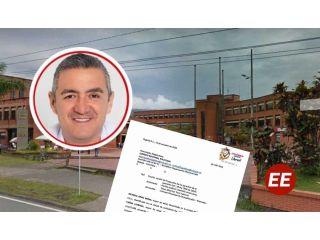 Óscar Mauricio demanda por vulneración de sus derechos en el Concejo