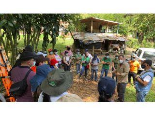 La CARDER y CORPOCALDAS se articulan para monitorear los ríos Mapa y Risaralda