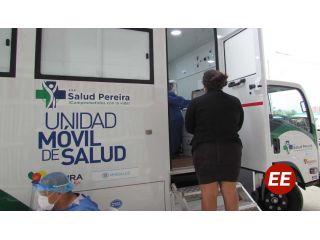 Unidades móviles de salud se reactivan para Pereira