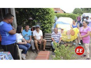 Secretaría de Desarrollo Rural municipal recorrió las veredas