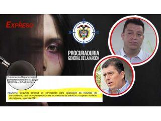 ¿Secretario de salud Javier Marulanda cuántos maltratos y feminicidios se necesitan para cumplir la ley?