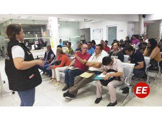 El Sena celebra los 30 años de la Agencia pública de Empleo con Expoempleo
