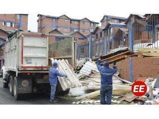 Serviciudad busca mantener a Dosquebradas libre de escombros