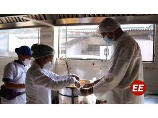 Inspecciones y muestreos de alimentos en cuarteles y centros penitenciarios de Pereira