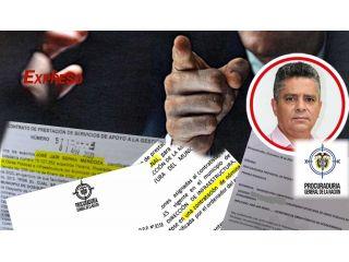 Denuncia contra José Jair Serna Secretario de Obras en Dosquebradas