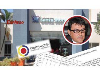 Contraloría General de la República encuentra irregularidades en contratación del Hospital Santa Mónica