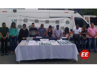 Capturados 11 presuntos falsificadores de licencias de conducción