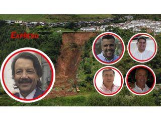 Portal de La Villa 233 familias damnificadas y tragedia anunciada desde 2007