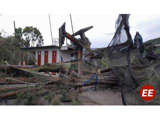 Vías, comercio, colegios y el agro, los más afectados en Risaralda por la segunda temporada de lluvias del año