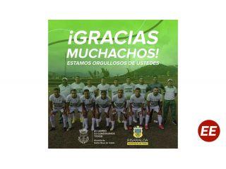 Atlético Santa Rosa entre los mejores del país