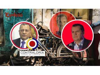 ¿1.277 bicicletas y 411 millones de detrimento patrimonial de exgobernador Sigifredo?