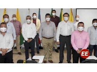 Alcaldía de Santa Rosa de Cabal garantiza matrícula cero a santarrosanos en la UTP