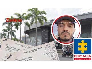 Fiscalía acaba de decomisar expedientes de cobros falsificados en Tránsito