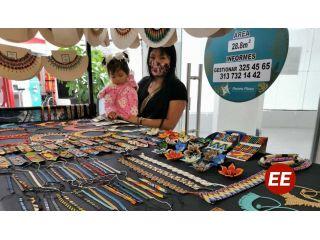 Así se vivió la Feria de la interculturalidad en el centro comercial Pereira Plaza