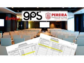 GPS un contratista con servicio de logística en 2020 y una cuenta por pagar en 2019