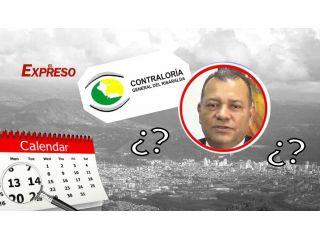 Contralor Álvaro Trujillo van 9 meses y habla de procesos pero no de sancionados ¿qué pasa?