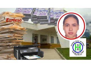 En Hospital San Rafael de Pueblo Rico compraron $9 millones en papelería en 2019 y en 2020 $95 millones