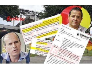 A Fiscalía denuncia penal por transacciones multimillonarias de Corpereira y particulares