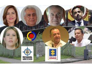 Conozca los antecedentes de Martha Mónica y 7 aspirantes a director de la CARDER