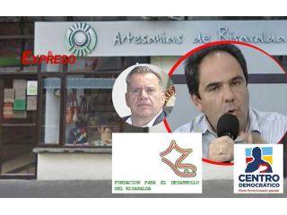 Congresista Gabriel Vallejo Chujfi miembro de Fundación investigada por contratos